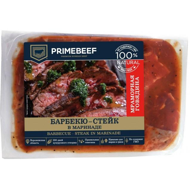 Барбекю - стейк из мраморной говядины