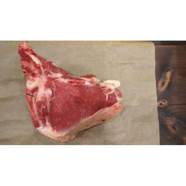 Филейный край говяжий