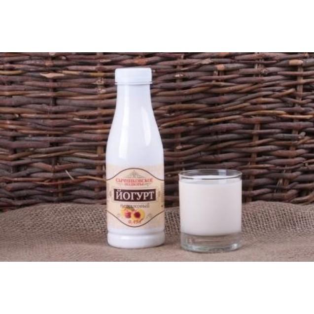 Йогурт питьевой фрукт. персик 2,5% жирн.