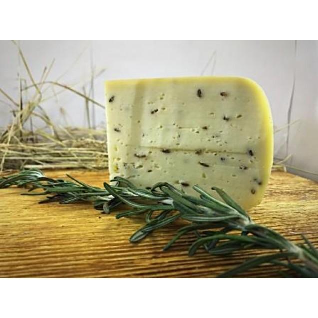 Сыр «Стромиловский с тмином» 45% жирн.