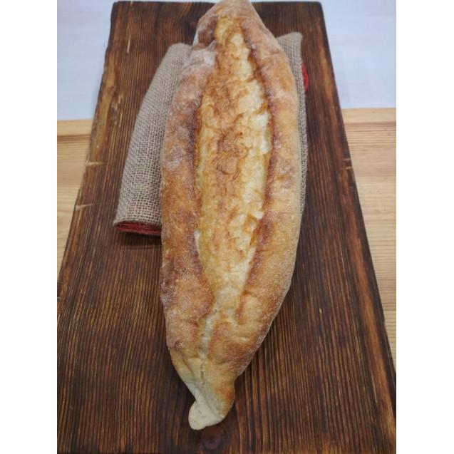 Багет с картофелем